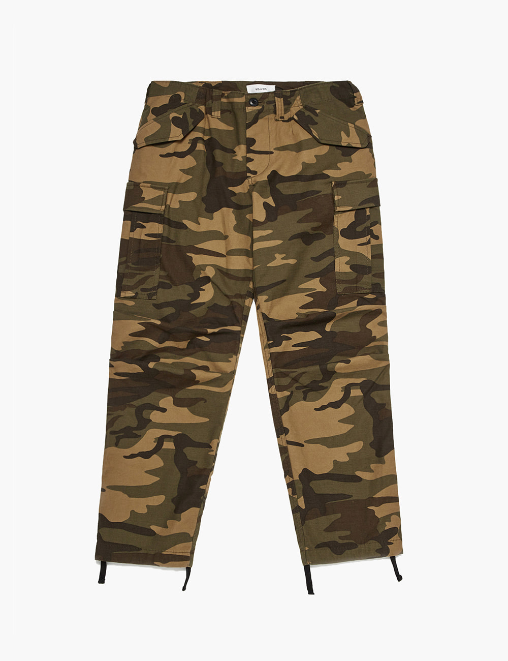 FIELD CARGO PANTS (WOOD CAMO)