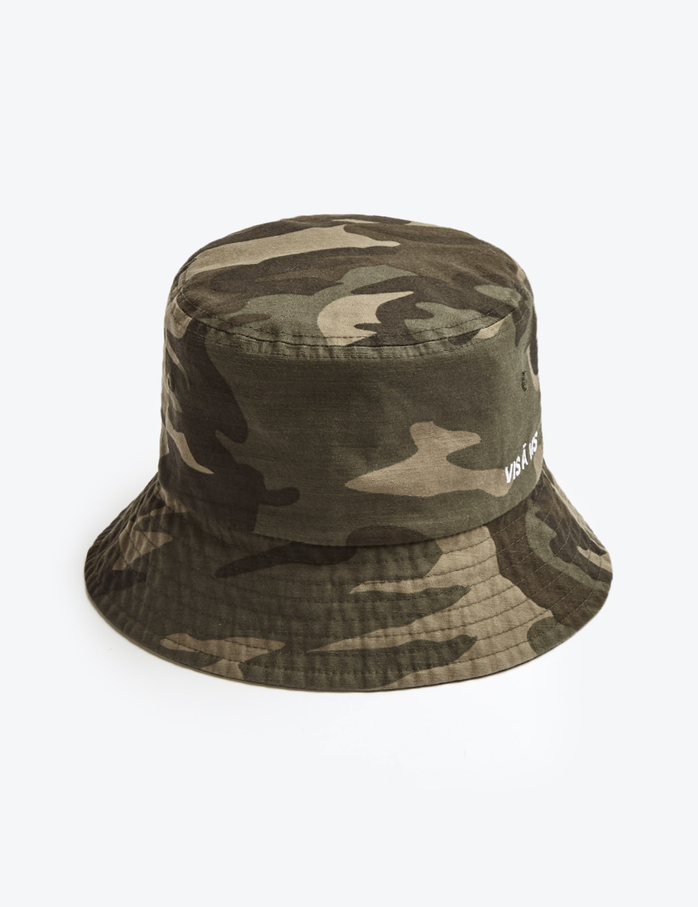 WOODLAND CAMO BUCKET HAT
