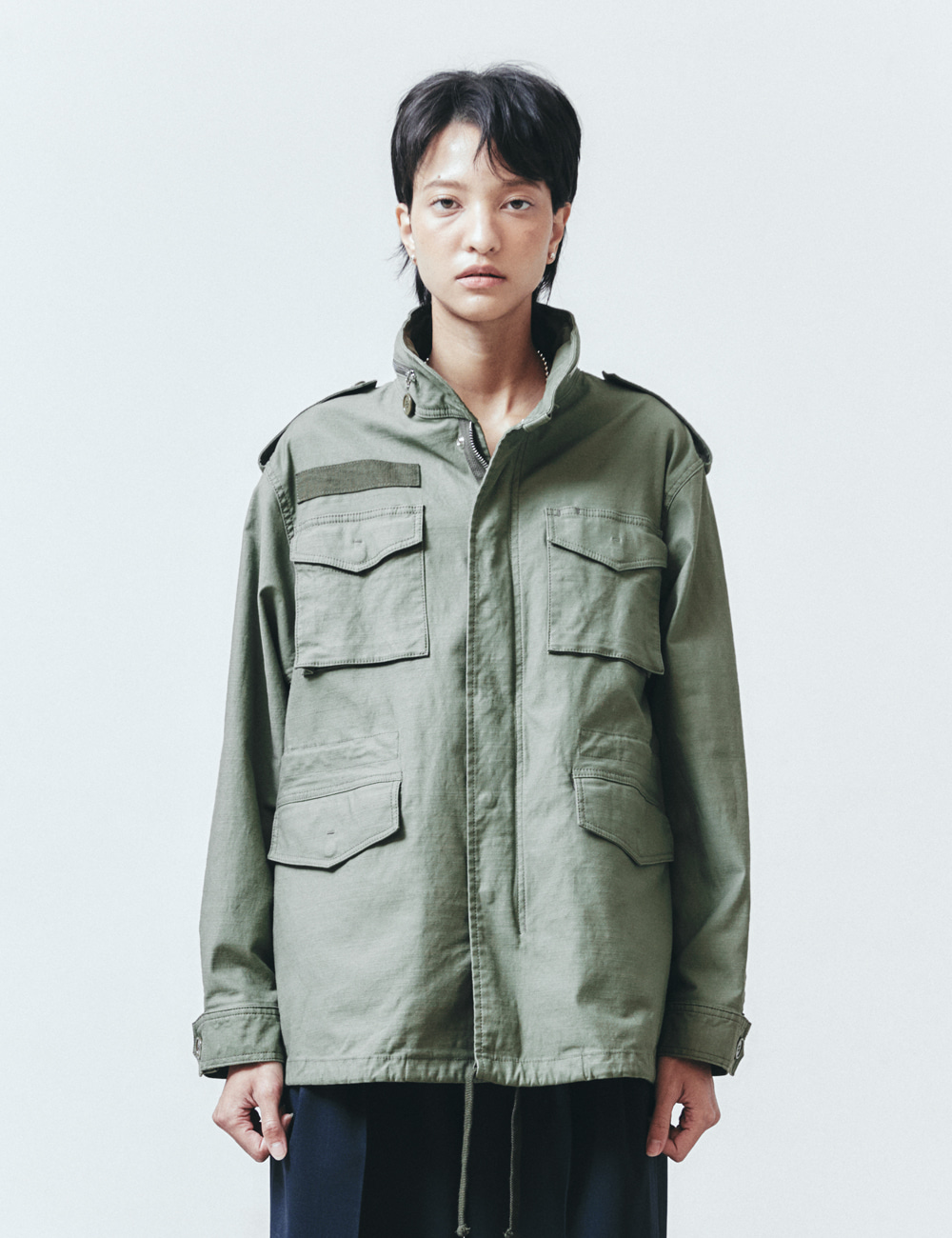M-65 FIELD JACKET (KHAKI)